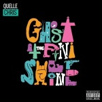 "Quelle Chris ""Ghost at the Finish Line"""